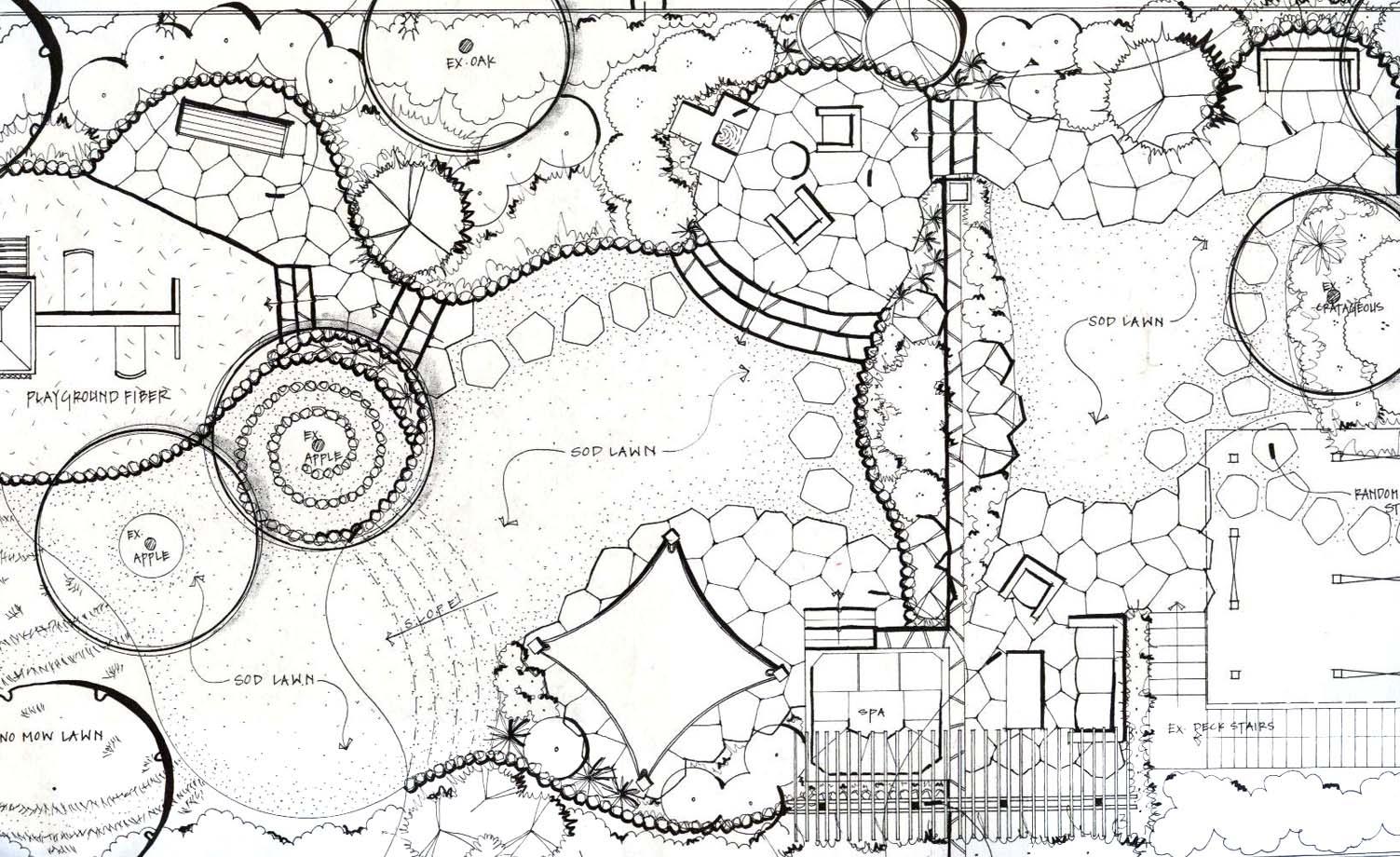 Garden Landscape Design Online online garden landscape design free the garden inspirations Garden Design With Planning Landscaping Organic Garden Landscaping With Landscaped Backyards From Organicslandwordpress