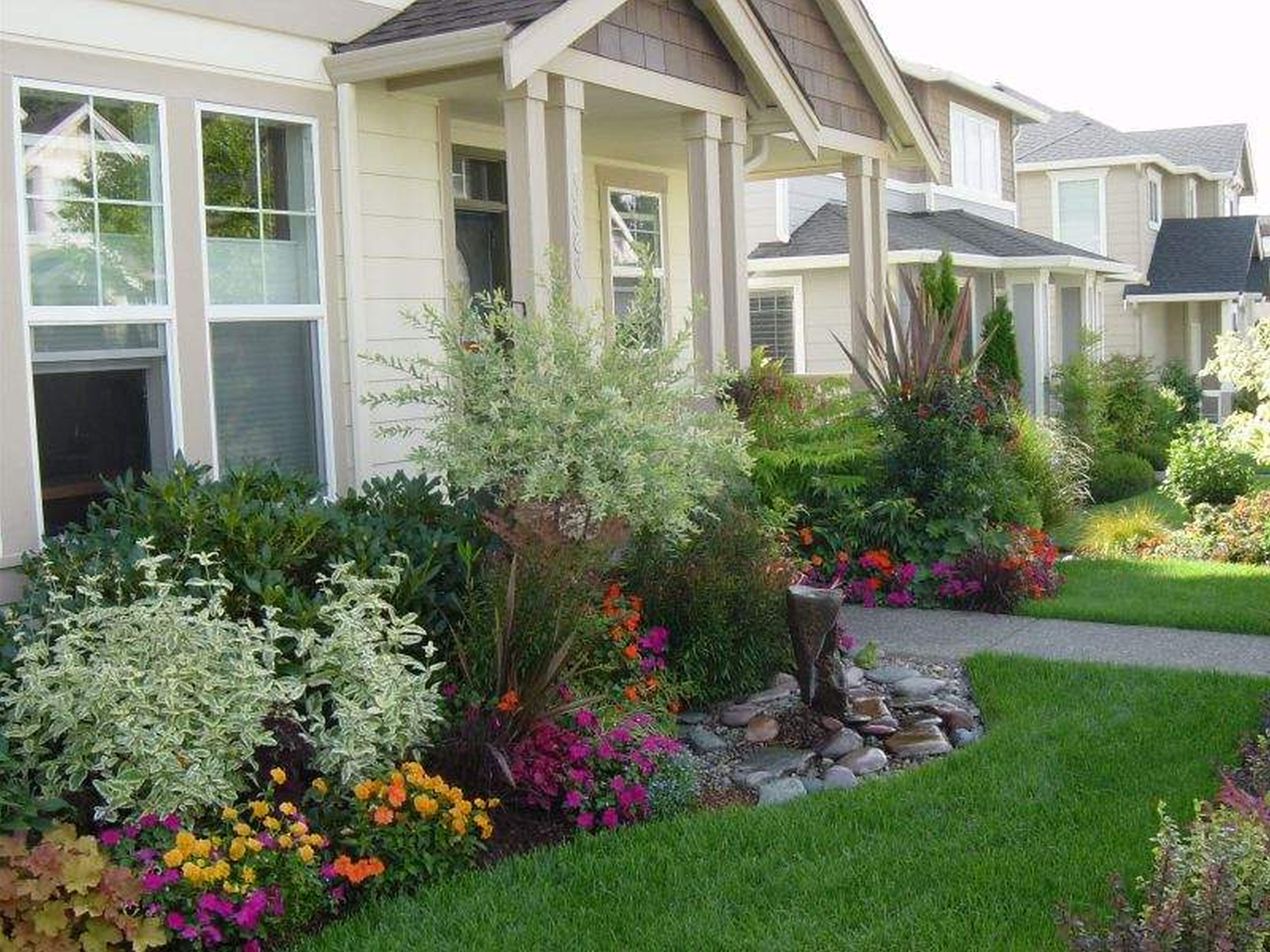 Front Yard Landscaping Pictures 100